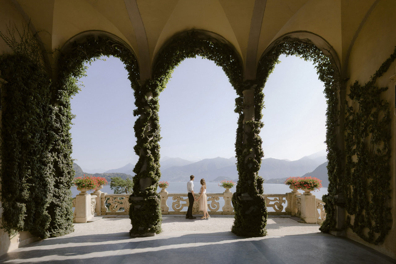 Lake Como Wedding — Villa del Balbianello — Alex & Yuri