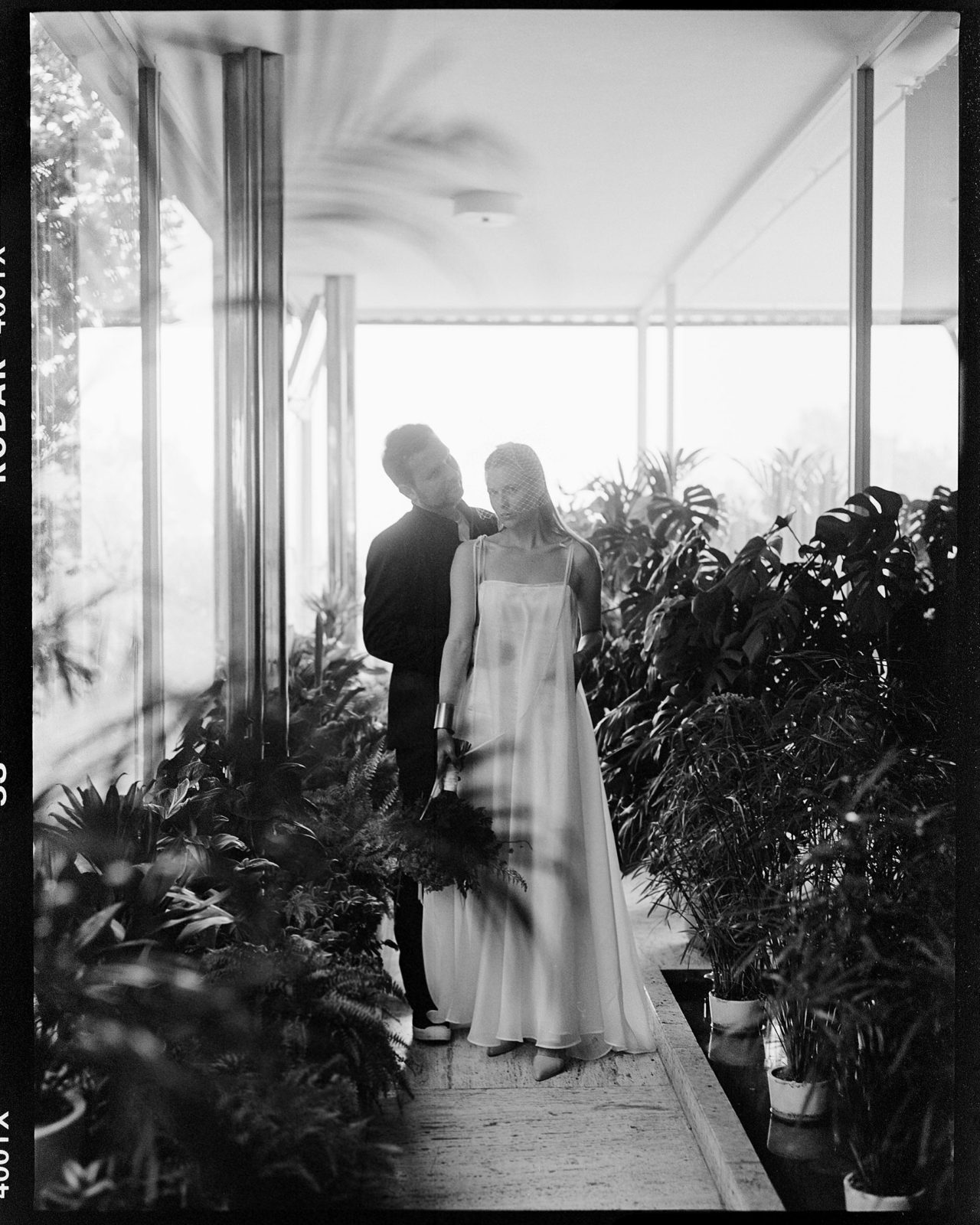 Vila Tugendhat Wedding — Dominika & Ivo